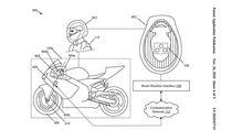 Honda Kembangkan Motor yang Bisa Baca Pikiran Pengendaranya
