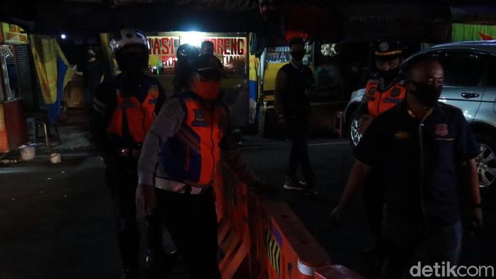 Penutupan jalan Dipatiukur mulai diberlakukan Pemkot Bandung