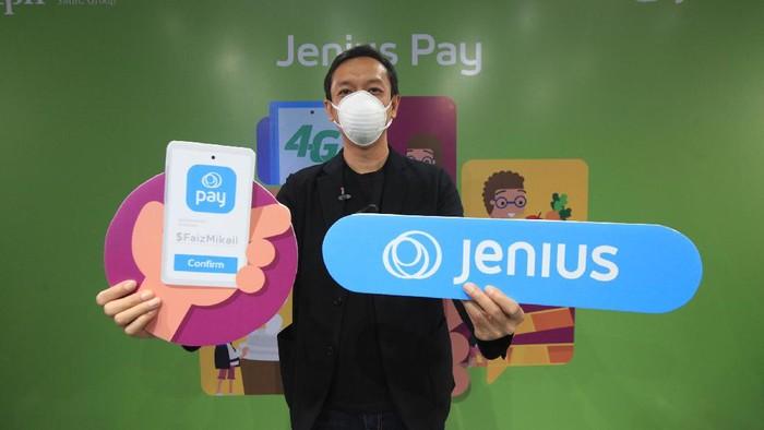 Jenius, sebagai solusi life finance dari Bank BTPN, kembali memperkenalkan Jenius Pay sebagai pilihan bertransaksi online menggunakan cashtag.