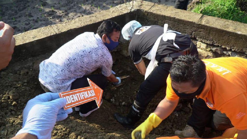 Terbongkar Kuburan Wanita Hamil di Fondasi Rumah Usai Hilang 4 Bulan