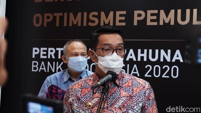 Ridwan Kamil prediksi Jabar krisis ekonomi tahun 2021