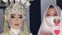 Viral Siswi Kerja Jadi MUA Wedding Usai Ujian Sekolah, Ini Cerita Lengkapnya