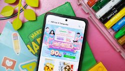 Tokopedia Gelar Mother & Baby Fair, Ada Flash Sale Diskon hingga 90%!