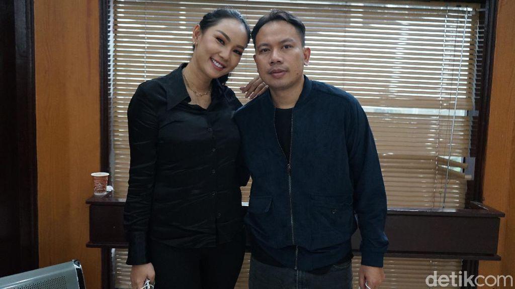Urus Surat Pengantar Nikah, Kalina Oktarani: Bismillah Ya Sayang Vicky Prasetyo