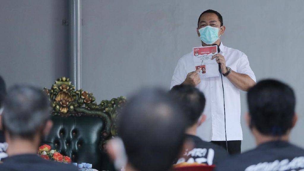 Hendrar Prihadi Raih Predikat Wali Kota Terpopuler di Indonesia