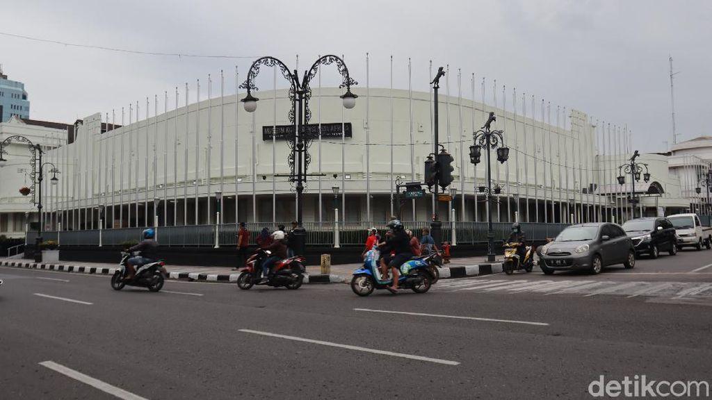 PPKM Jawa Bali Diperpanjang, Kota Bandung Akan Tentukan Besok