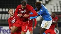 AZ Vs Napoli: Il Partenopei Tertahan 1-1, Grup F Sengit