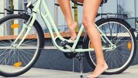 Viral Wanita Telanjang Bersepeda 16 Km Keliling Kota, Ini Cerita di Baliknya