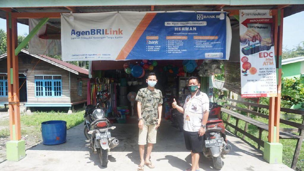 Gaet Nasabah, Agen Bank Bagikan Kupon Berhadiah Kulkas hingga Motor