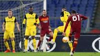 Hasil Liga Europa: Comeback, AS Roma Bungkam Young Boys 3-1