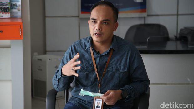 Kantor BRI cabang Rupat, Bengkalis.