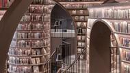Toko Buku Rasa Harry Potter di China