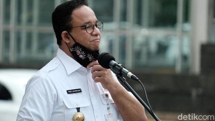 Anies Baswedan: Jakarta Tenang, Tenteram, dan Teduh