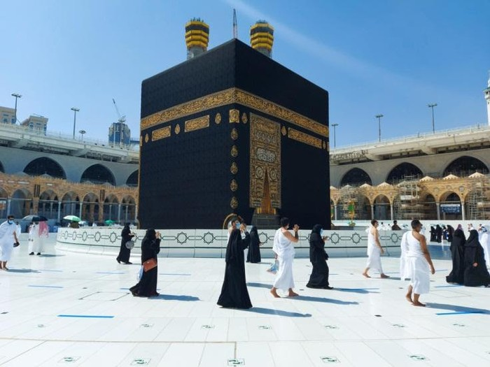 Ibadah haji dan umrah