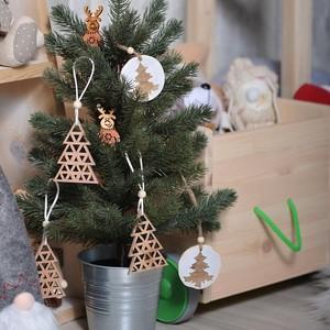 Mahasiswi Bikin Pohon Natal Terkecil di Dunia dari 51 Atom, Seperti Apa?