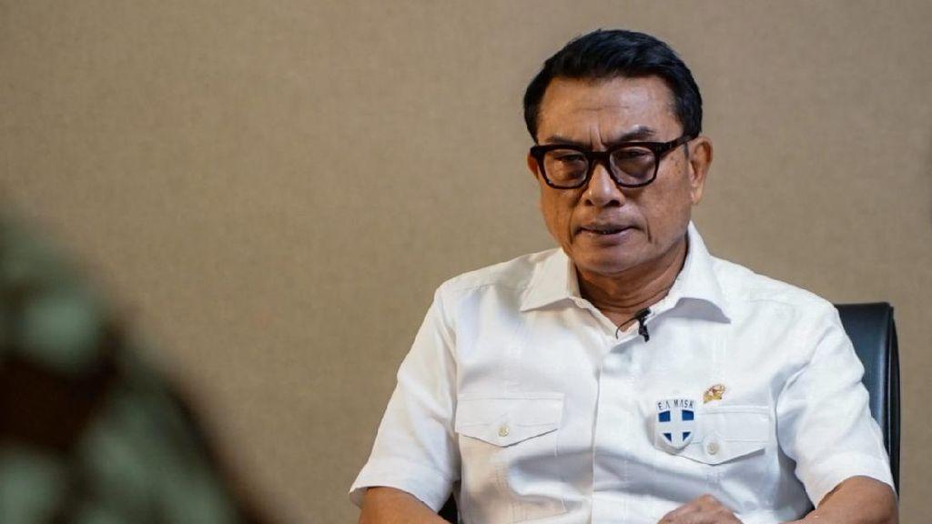 Moeldoko Ungkap Alasan Jokowi Pilih Calon Kapolri Komjen Listyo Sigit