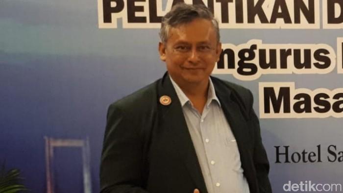 Ketua Ikatan Dokter Indonesia (IDI) Pasuruan dr Sudjarwo