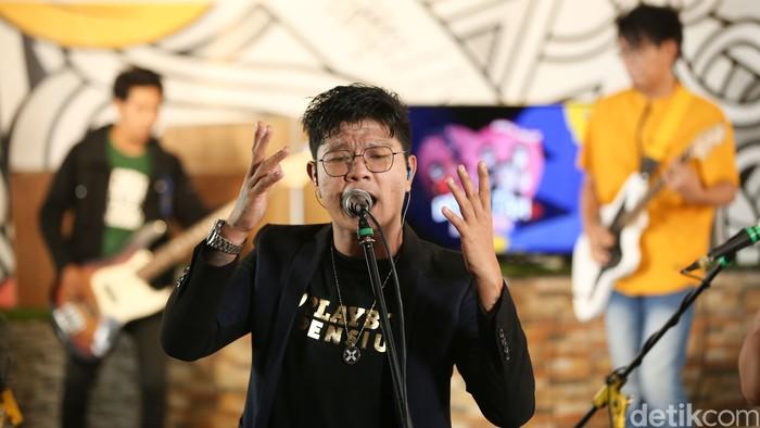 Kangen Band Reunian di detikcom