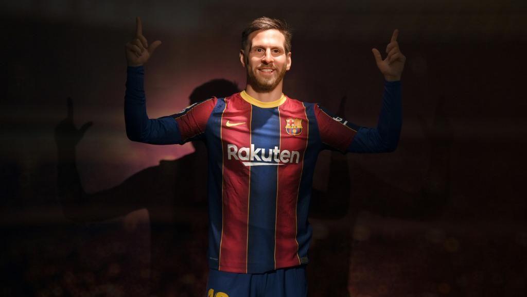 Ini Patung Messi? Dibilang Lebih Mirip Messi KW dari Iran!
