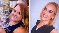 Ditinggal Pacar Karena Gemuk, Transformasi Wanita Ini Menakjubkan