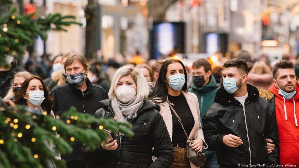 Mayoritas Warga Jerman Dukung Pembatasan Corona, Tapi Tidak di Masa Natal