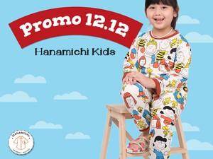 Buat Anak Tampil Lucu Setiap Saat dengan Hanamichi Kids