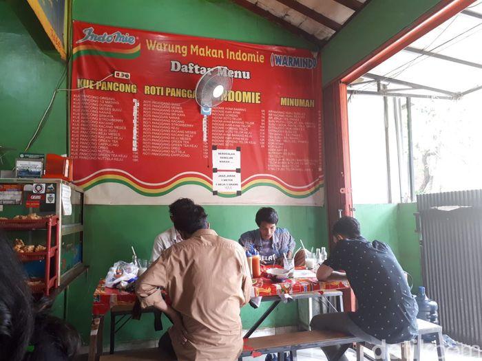 Mencicipi Pancong Enak di Depok Racikan Mang Kumis dan H. Dadang