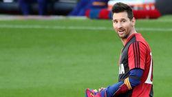 Sergino Dest: Bertahanlah Setahun Lagi, Messi