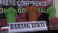 Detik-detik Kades di Gorontalo Ditangkap Usai Pesan Sabu