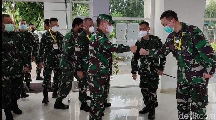 Pangdam Jaya Mayjen TNI Dudung Abdurachman.