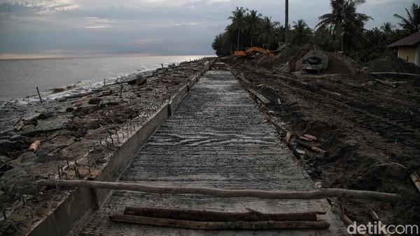 Meskipun upaya telah dilakukan Pemerintah Kecamatan Rupat Utara bersama warga stempat untuk mengatasinya, namun hasilnya belum maksimal. Pradita Utama/detikcom