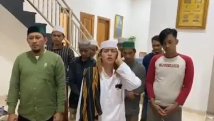Pelaku seruan Awal Azan Hayya Alal Jihad