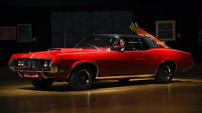 Mobil Mercury Cougar XR7 1969 yang pernah muncul di salah satu film James Bond akan dilelang. Mobil itu akan dilelang seharga 100.000- 150.000 pounds. Minat?
