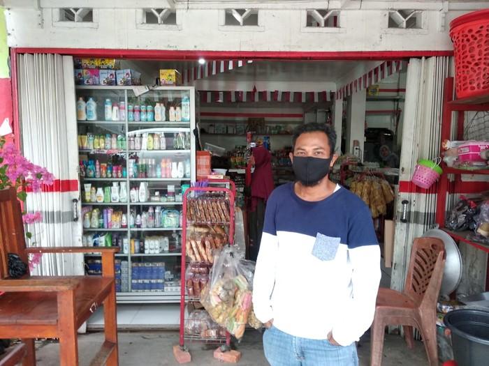 Penjual sembako
