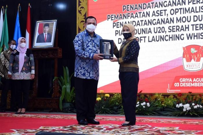 Pertamina jalin kerja sama pemanfaatan aset dengan Pemprov Sumsel dan Pemkot Palembang dengan melibatkan Komisi Pemberantasan Korupsi (KPK).