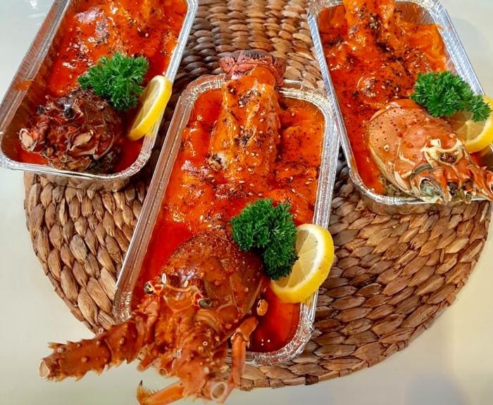 Resep Mentai Lobster Saus Udang