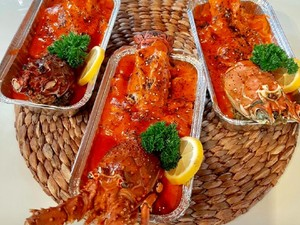 Resep Mentai Lobster Saus Udang yang Creamy Banget