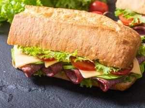 Resep Subway Sandwich yang Padat dan Mantap Rasanya