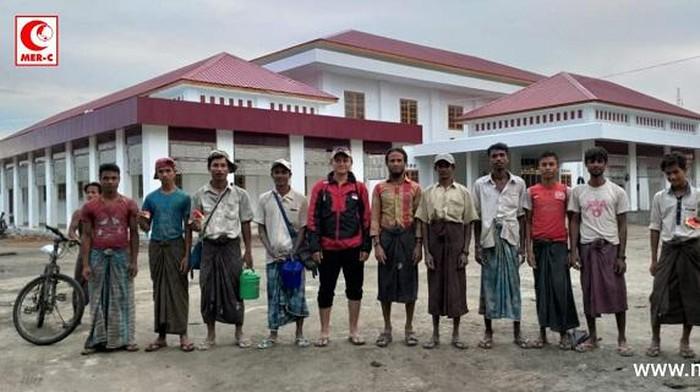 RS Indonesia di Rakhine State Myanmar