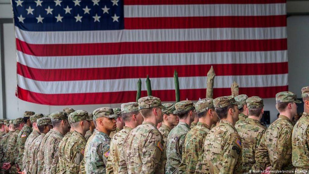 RUU Pertahanan Ancam Rencana Trump Tarik Pasukan AS di Jerman