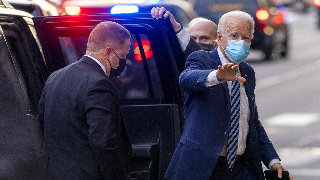 Biden Ingin Pelantikannya Digelar Secara Aman di Tengah Pandemi Corona