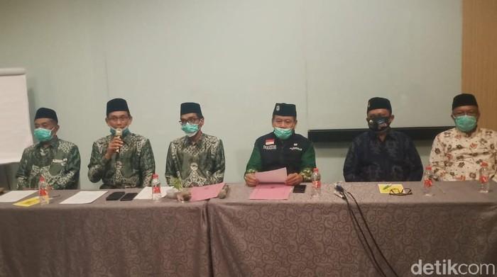 seruan bersama muhammadiyah dan NU
