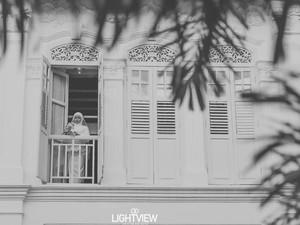 Kisah di Balik Wanita Foto Prewed Sendirian, Calon Suami Kabur Tanpa Alasan