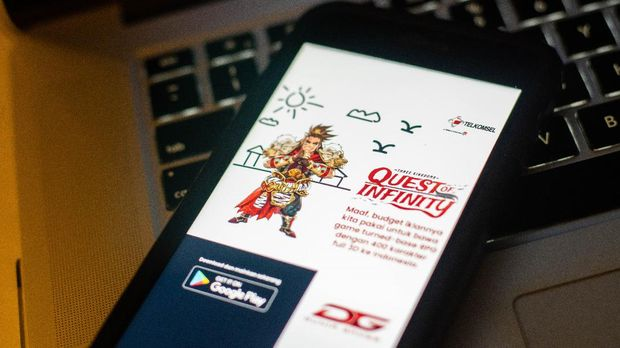 Telkomsel melalui Dunia Games merilis Three Kingdoms: Quest of Infinity, sebuah game RPG Hero Collectors.