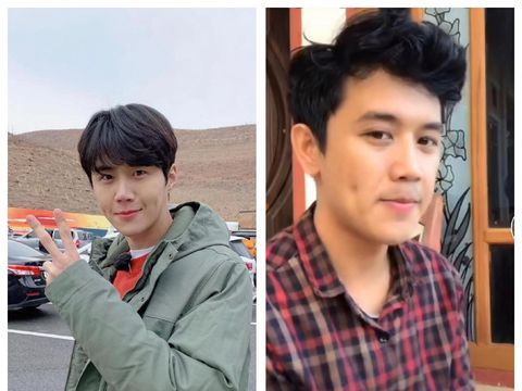 Pria yang disebut mirip Kim Seon Ho