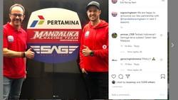 Sah! Tim MotoGP Indonesia Gandeng SAG Racing Team Tampil di Moto2 2021