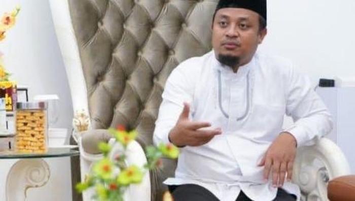 Wakil Gubernur Sulawesi Selatan (Sulsel) Andi Sudirman Sulaiman