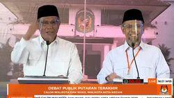 MK Registrasi Gugatan Akhyar-Salman Terkait Hasil Pilkada Medan