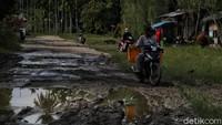 Infrastruktur, Hambatan Pengembangan Pariwisata Rupat