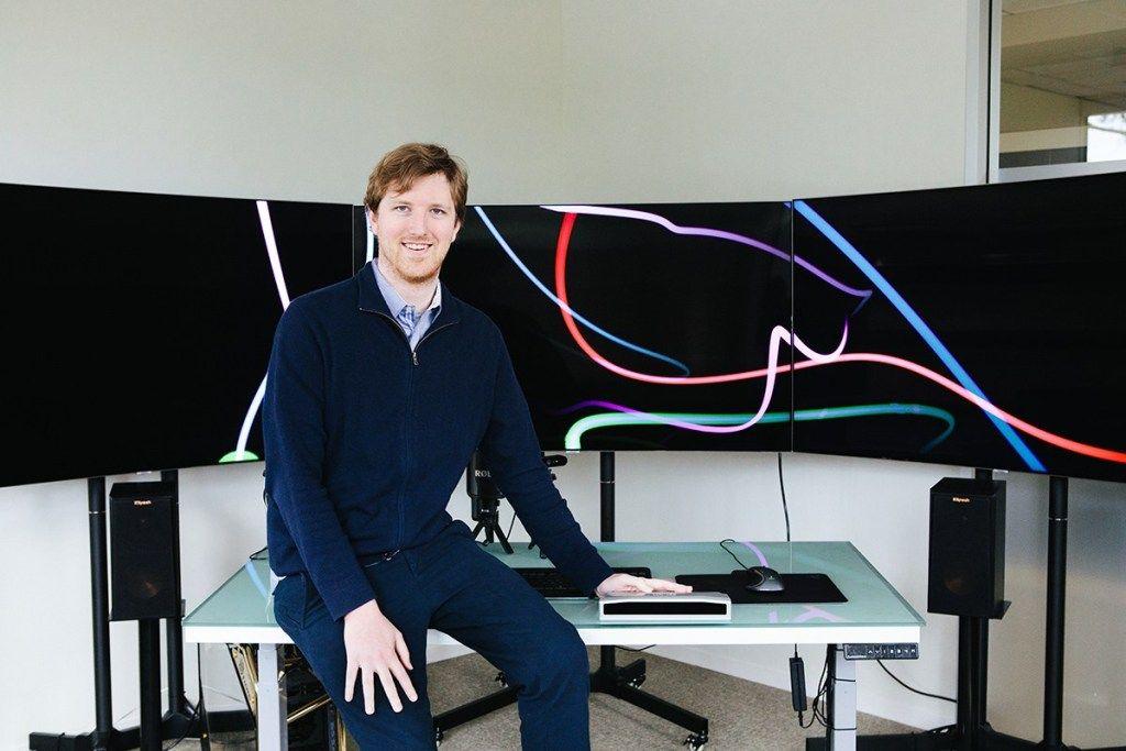 Austin Russell pendiri dan CEO Luminar Tech